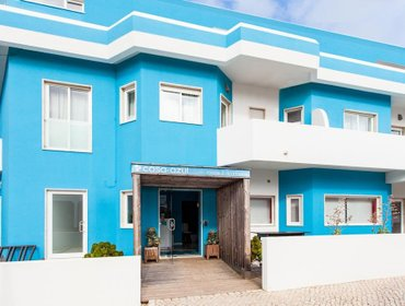 Апартаменты Casa Azul Sagres - Rooms & Apartments