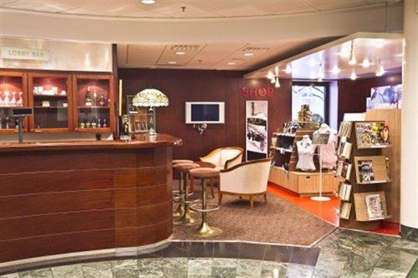 Отель Scandic Patria - фото 12