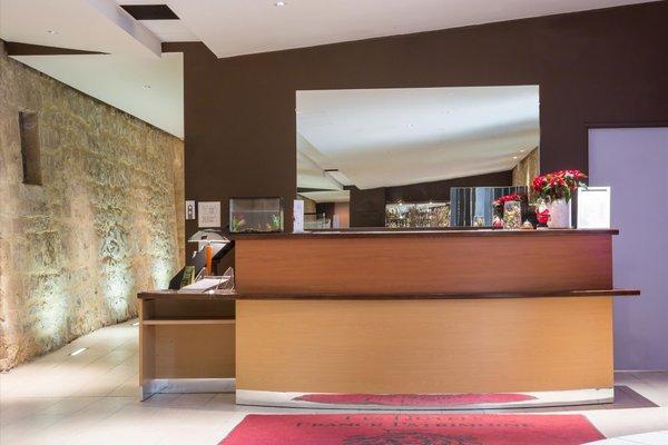 Hotel Le Chateau Fort de Sedan - 14