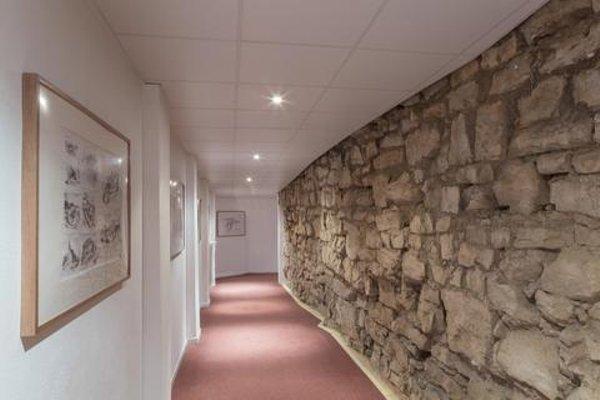 Hotel Le Chateau Fort de Sedan - 16