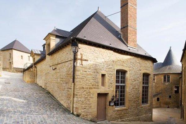 Hotel Le Chateau Fort de Sedan - 21