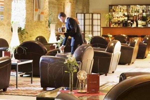 Hotel Le Chateau Fort de Sedan - 5