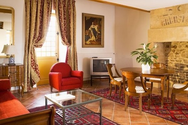 Hotel Le Chateau Fort de Sedan - 7