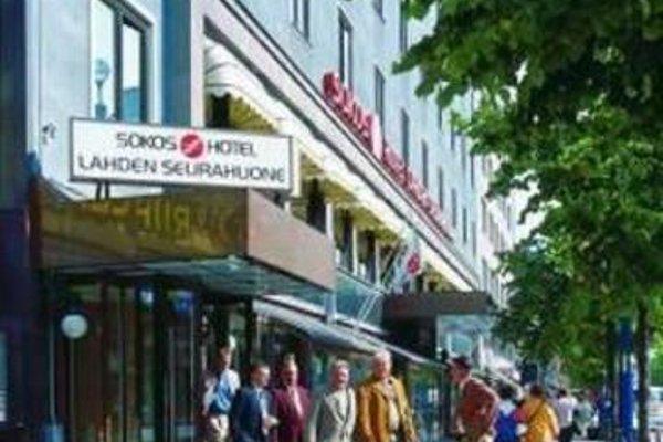 Solo Sokos Hotel Lahden Seurahuone - фото 20