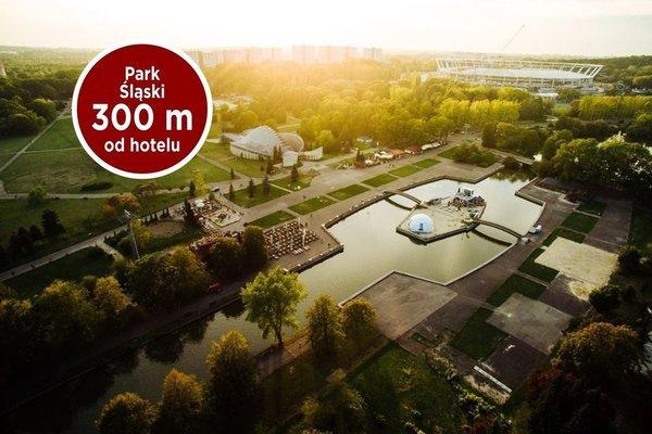BEST WESTERN PREMIER Hotel Forum Katowice - фото 23