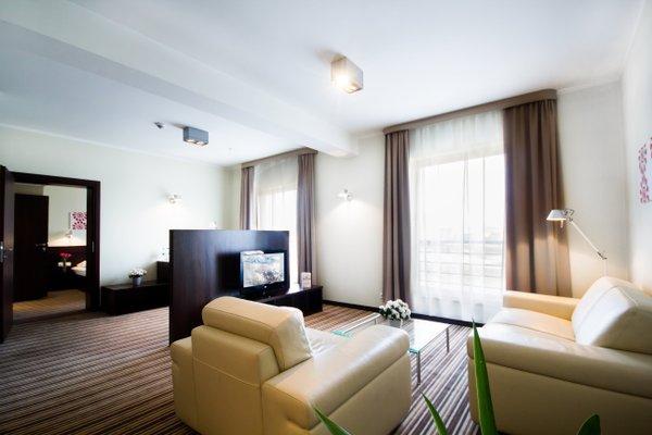 Park Hotel Diament Katowice - фото 14