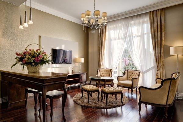 Rezydencja Luxury Hotel Bytom Piekary Slaskie - фото 10