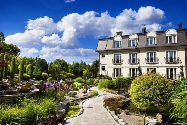 Rezydencja Luxury Hotel Bytom Piekary Slaskie - фото 21