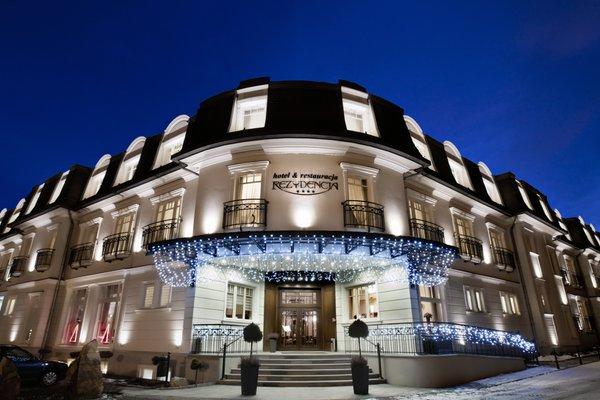 Rezydencja Luxury Hotel Bytom Piekary Slaskie - фото 22