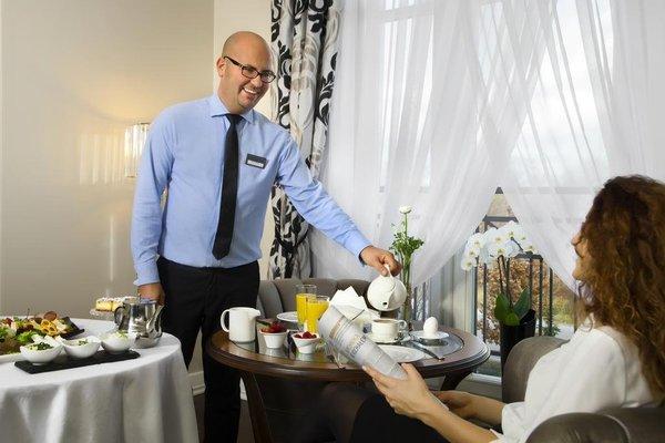 Rezydencja Luxury Hotel Bytom Piekary Slaskie - фото 9