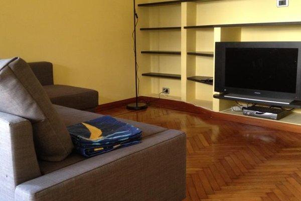 Grande Ed Elegante Appartamento A Genova - фото 3