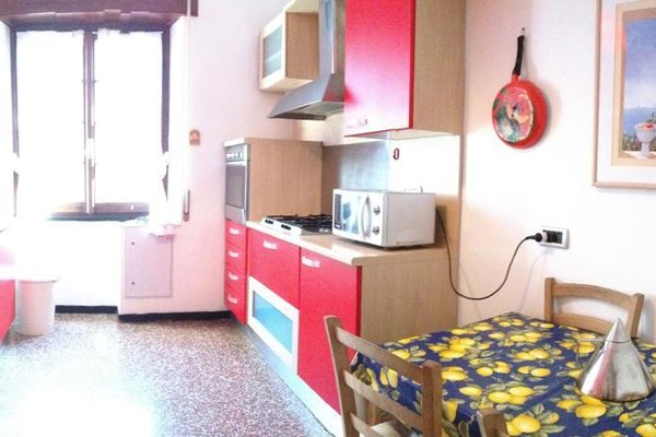 Grande Ed Elegante Appartamento A Genova - фото 4