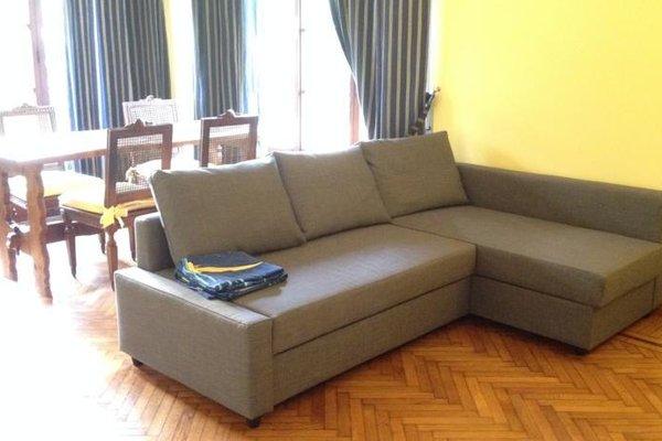 Grande Ed Elegante Appartamento A Genova - фото 6