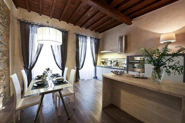 Apartments Florence - Giglio santa trinita - фото 25