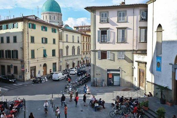 Apartments Florence Via Macci Laura - фото 11
