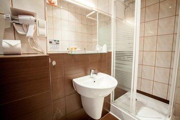 Hotel Diament Plaza Gliwice - фото 11