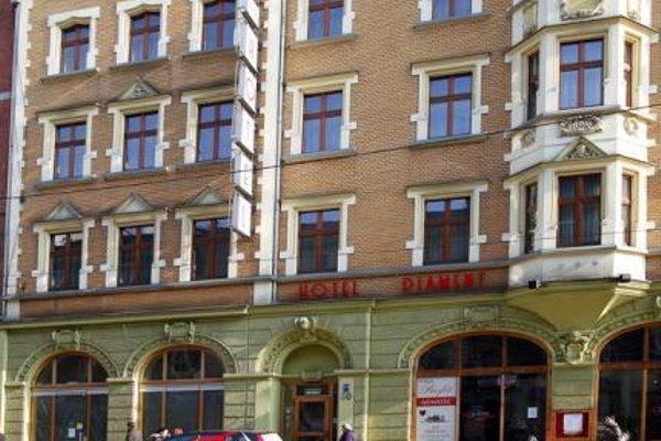 Hotel Diament Plaza Gliwice - фото 21