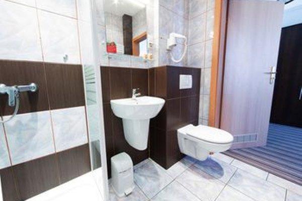 Hotel Diament Plaza Gliwice - 9