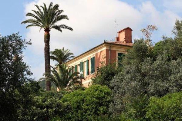 B&B Costa Lupara - Villa Murchio - фото 32