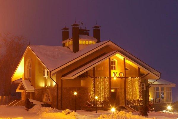 Отель Smolinopark - фото 21