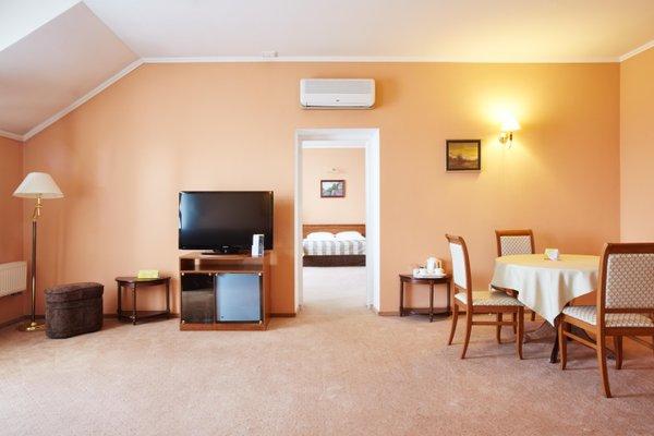 Отель Smolinopark - фото 7