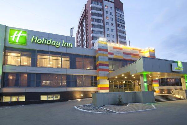 Отель Холидей Инн Челябинск - Риверсайд - фото 23