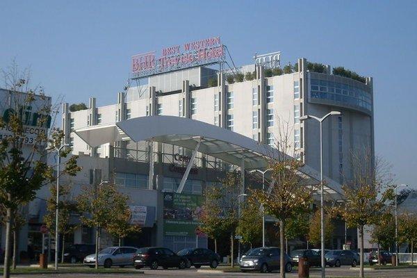 Best Western Premier BHR Treviso Hotel - фото 23