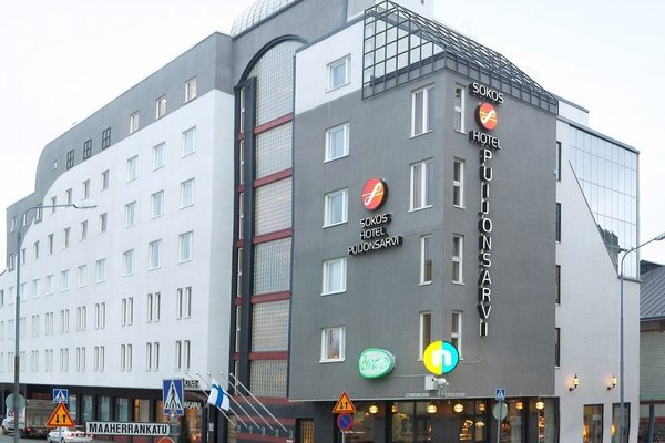 Original Sokos Hotel Puijonsarvi - 22