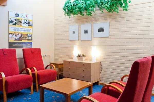 Economy Hotel Savonia - 8
