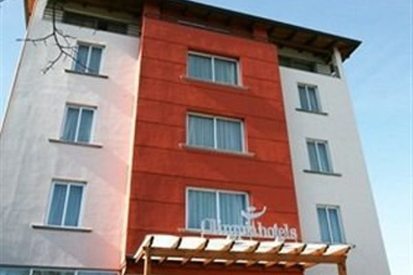 Olimpia Hotels - фото 16