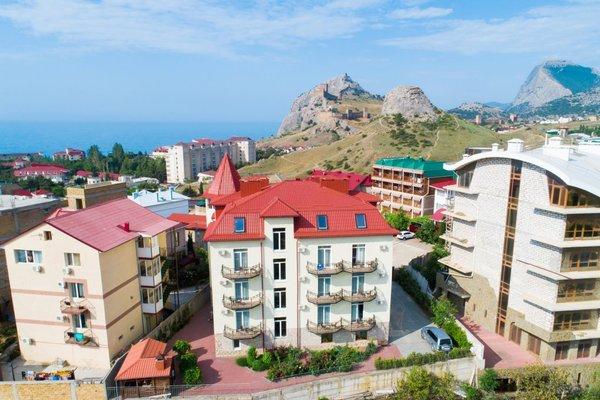 Отель Вилла Ева - 8