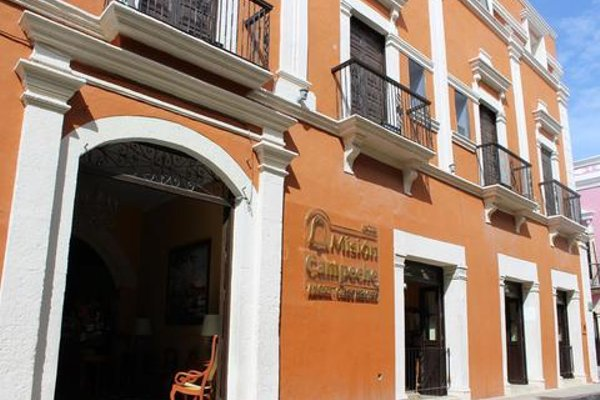 Mision Campeche America Centro Historico - фото 20