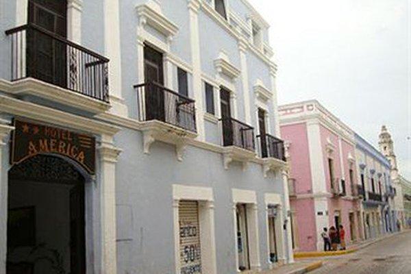 Mision Campeche America Centro Historico - фото 21