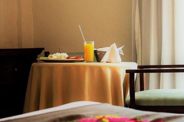 Hotel Plaza Campeche - фото 11