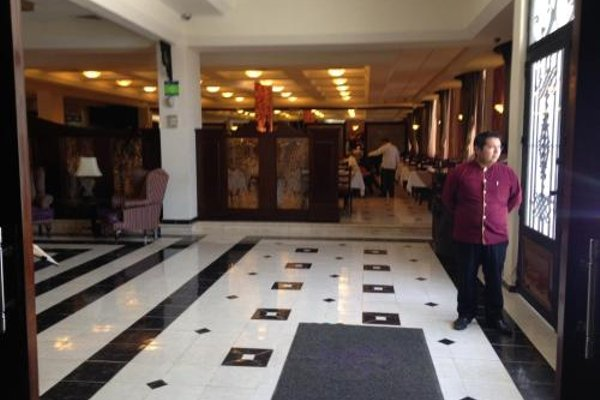 Hotel Plaza Campeche - фото 15