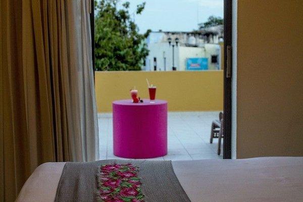 Hotel Plaza Campeche - фото 16