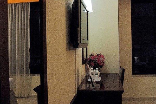 Hotel Plaza Campeche - фото 19