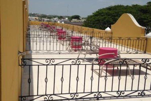 Hotel Plaza Campeche - фото 22