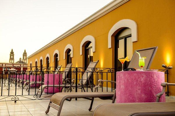 Hotel Plaza Campeche - фото 23