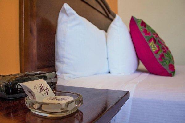 Hotel Plaza Campeche - фото 4