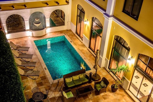 Hotel Plaza Campeche - фото 9