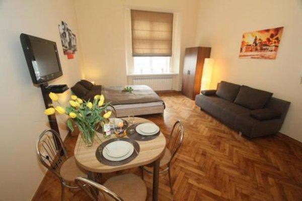Szczepanska 1 Apartments Sobieski&Soplica - фото 11
