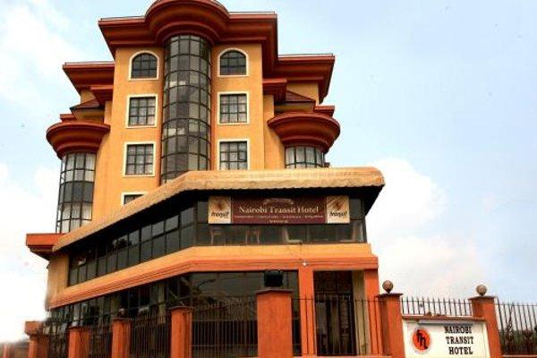 Nairobi Transit Hotel - фото 22