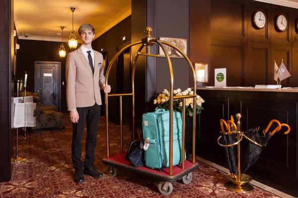 Бизнес-Отель Континенталь - фото 20