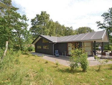 Гестхаус Holiday home Grenaa 53 Denmark