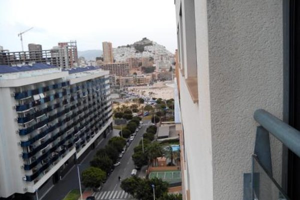 Apartamentos Tamarindo - фото 21