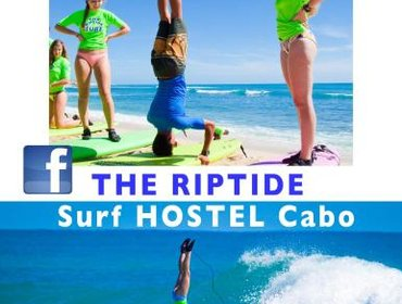 "Хостел Fancy Surf Hostel Cabo ""The Riptide"""