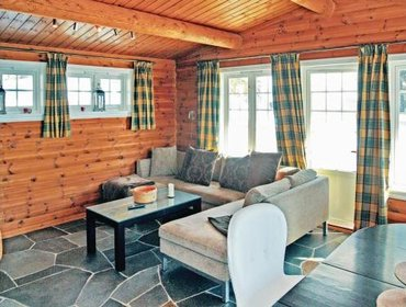 Гестхаус Holiday home Sjusjoen 25