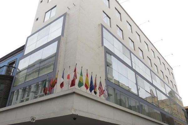 Hotel Plaza Mayor - фото 23