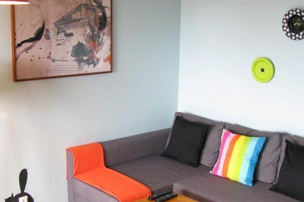 Apartament Szafranowy - 11
